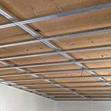 FiberTherm Fiber Wood Insulation ceiling