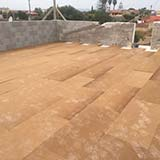 Fibertherm Base Fiber Wood Insulation flat roof with density 250